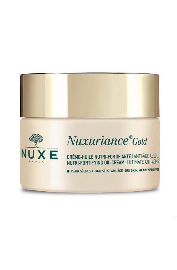 Nuxuriance Gold Nutri-Erősítő Nappali Olaj-Krém