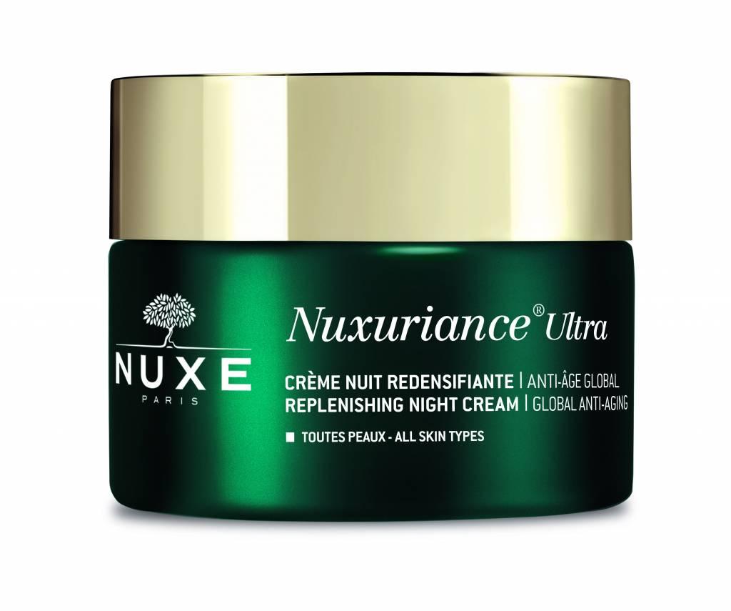 Nuxuriance Ultra Teljeskörű Anti-Aging Feltöltő Éjszakai Krém