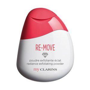 My Clarins Re-Move Ragyogásfokozó, Arcradírozó Púder