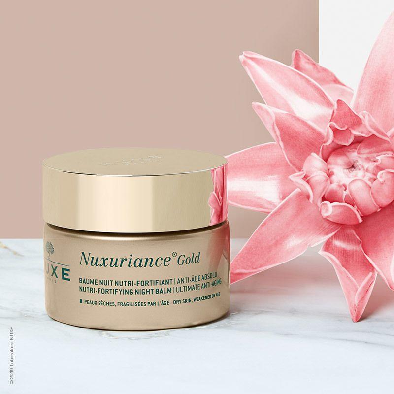 Nuxuriance Gold Nutri-Erősítő Éjszakai Balzsam