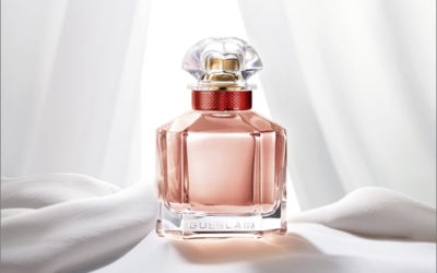 A szenvedélyes nőt megtestesítő illat Mon Guerlain – Bloom of Rose